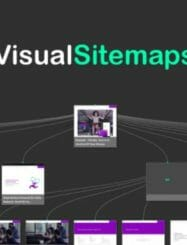 WAS AND NOW - VisualSitemaps Lifetime Deal for $59 WAS $531.00