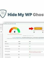 WAS AND NOW - Hide My WP Ghost by Squirrly Lifetime Deal for $59 WAS $299.00